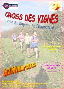 Cross des Vignes de La Pommeray: un vainqueur de l'IME ! cross-des-vignes-215x300